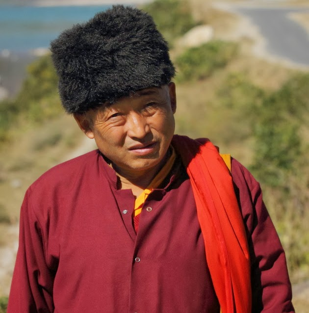 Local Man from Punakha, Bhutan