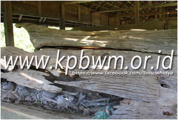 sarkofagus makam tedong tedong mamasa sulbar