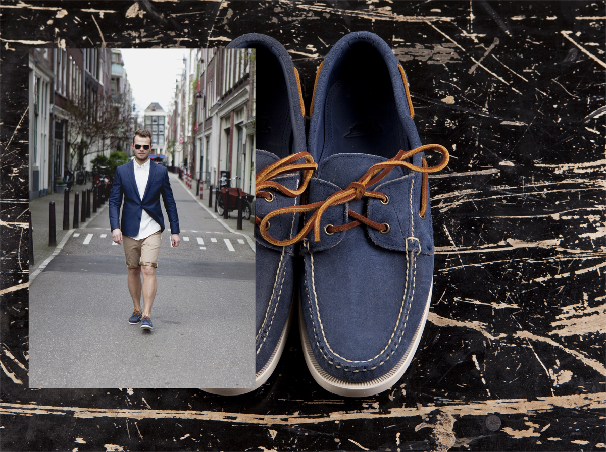 Tenue de Nîmes Celebrates Red Wing Shoes [men's fashion]
