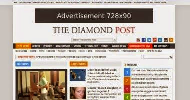 Diamond Post