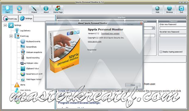 Spyrix Personal Monitor 6.7