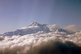 Our First View of Denali - Talkeetna, AK