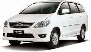 Harga Sewa Mobil Grand New Innova