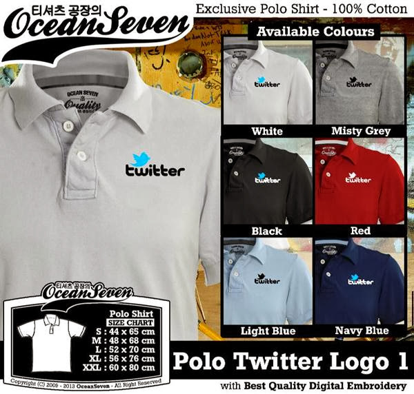 POLO Twitter Logo 1 IT & Social Media distro ocean seven