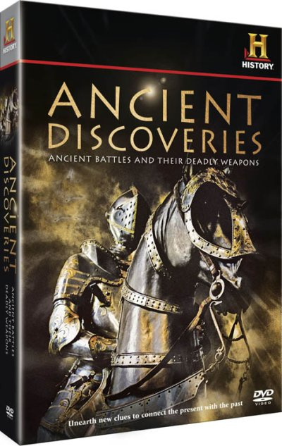 Staro¿ytne odkrycia 6 / Ancient Discoveries 6 (2009) PL.TVRip.XviD / Lektor PL