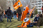 Demo gegen die Bestandsdatenauskunft, Berlin