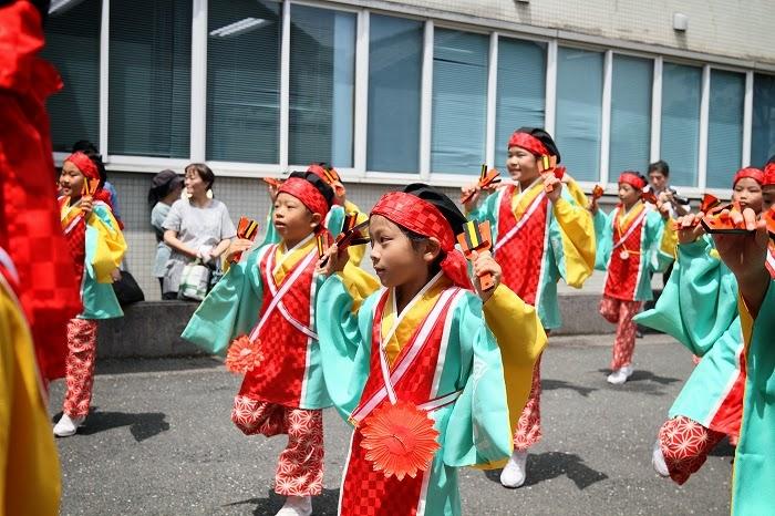 第61回よさこい祭り☆本祭2日目・川村病院7☆上2目0665