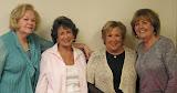 Jul 16: Sylvia Winters, Rosalie Wallach, Carol Kaufman, Muriel Klinger