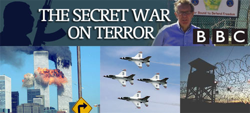 Walka z terroryzmem / The Secret War On terror (2011) PL.TVRip.XviD / Lektor PL