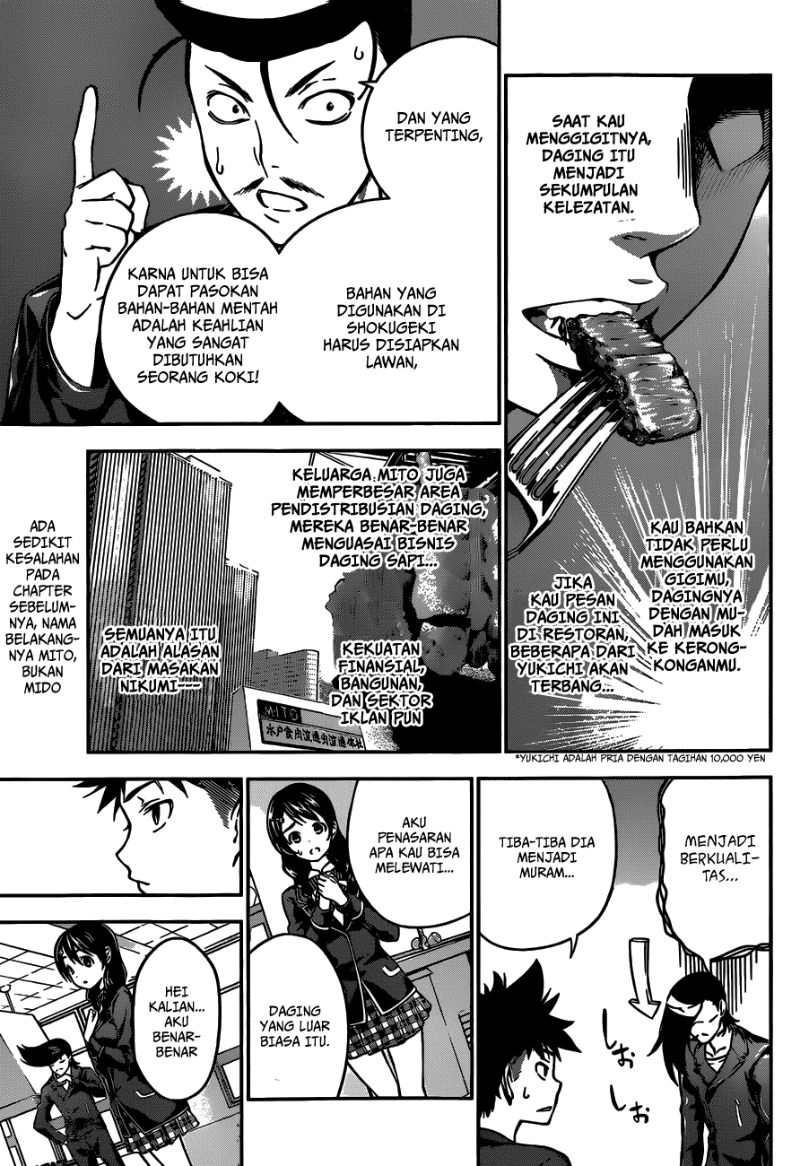 Shokugeki no Souma Chapter 11-5