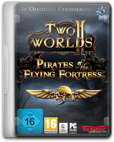 Видео онлайн. Two Worlds II: Pirates of the Flying Fortress (2011/ENG/MULT