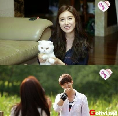 Cặp Đôi Mới Cưới: Song Jae.. - We Got Married - Kim So Eun & Song Jae Rim [2014]