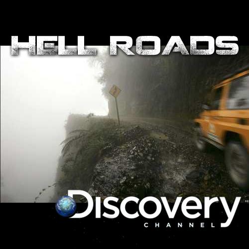 Drogi ¶mierci / Hell Roads (2012) PL.TVRip.XviD / Lektor PL