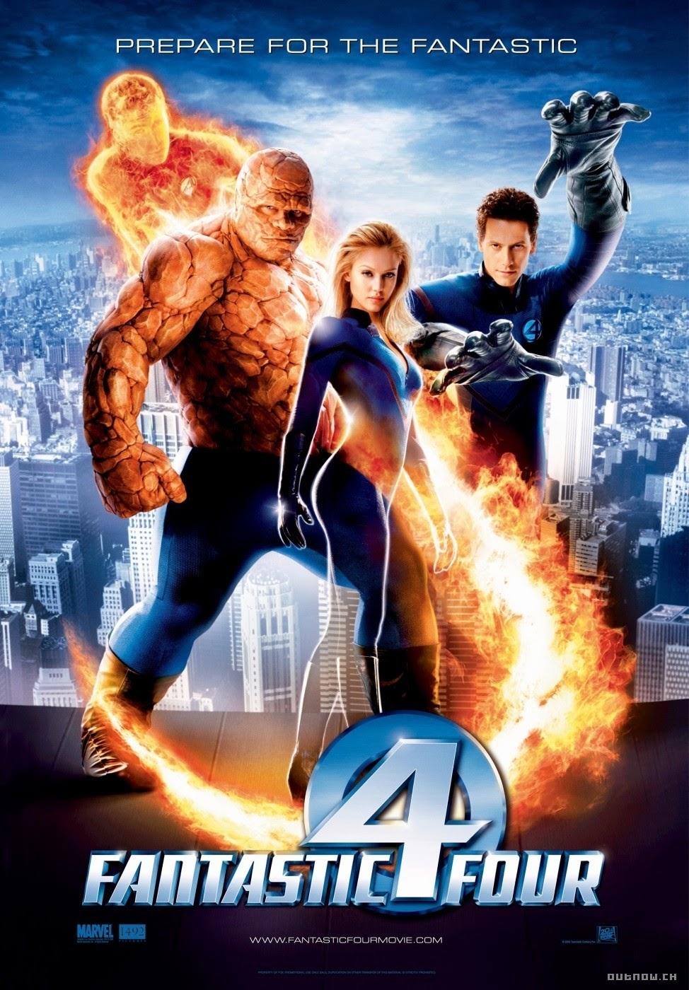 Bộ Tứ Siêu Đẳng 2 - Fantastic Four: Rise... (2007)