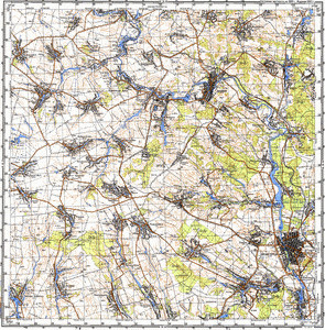 Map 100k--m36-098--(1989)