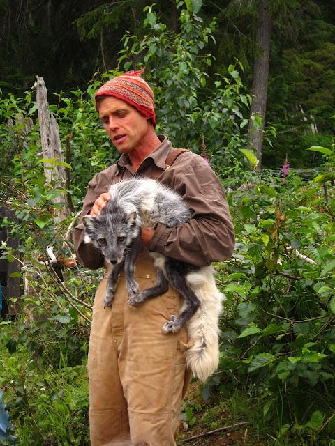 Artic Fox and Steve Kroschel
