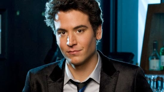 Little known Josh Radnor plays the central role of Ted Mosby in How I Met Your Mother