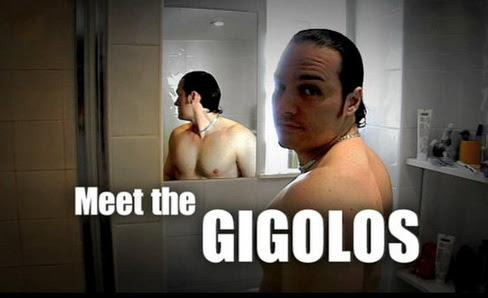�igolacy / Man Hunters Meet the Gigolos (2012) PL.TVRip.XviD / Lektor PL