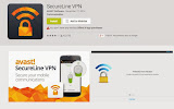 SecureLine VPN - Free Android VPN Apps To Surf Anonymously