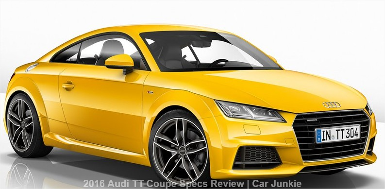 2016 Audi TT Coupe Specs Review, Interior Upgrades