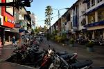 Kuta Square, główna ulica handlowa