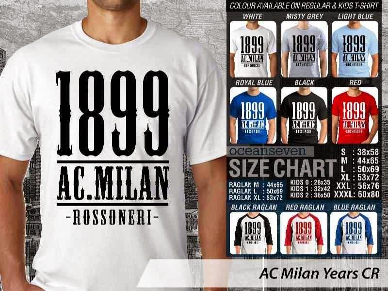 KAOS AC Milan 30 Lega Calcio distro ocean seven