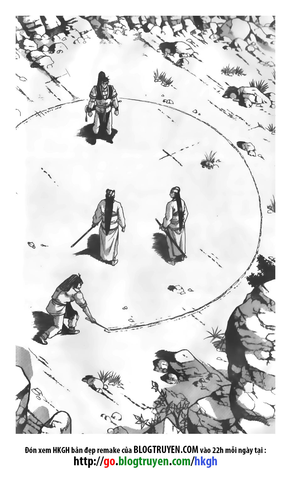 xem truyen moi - Hiệp Khách Giang Hồ Vol41 - Chap 283 - Remake