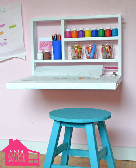 back to school cool homework stations and homeschool rooms learning liftoff. Black Bedroom Furniture Sets. Home Design Ideas