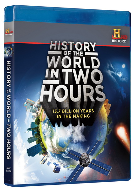 Historia ¶wiata w dwie godziny / History of the World in Two Hours (2011) PL.TVRip.XviD / Lektor PL