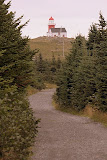 On The Hike to the Lighthouse -- Ferryland, Newfoundland, Canada