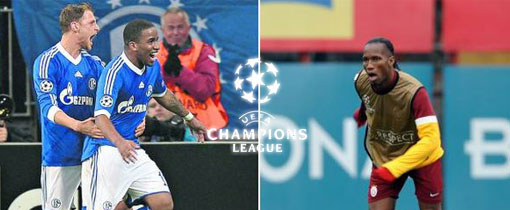 Schalke 04 vs. Galatasaray en Vivo - Champions League