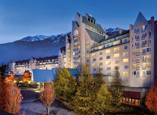 Fairmont Chateau Whistler, 4599 Chateau Blvd, Whistler, BC V0N 1B4, Canada, Resort, state British Columbia
