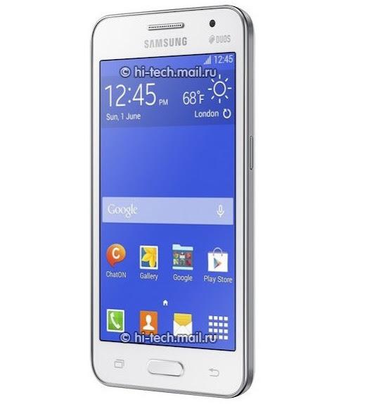 Samsung Galaxy Core 2 Dual SIM SM-G355H - Spesifikasi Lengkap dan Harga
