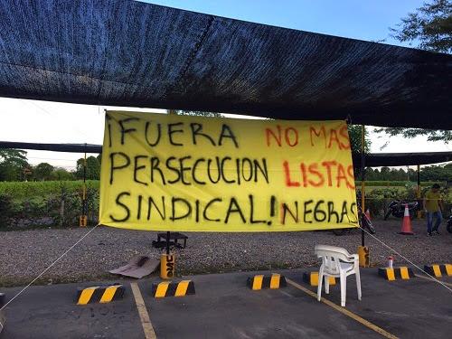 ¡Alerta! Masacre laboral en Halliburton Colombia