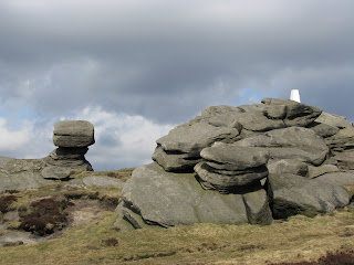 Looking back to Back Tor