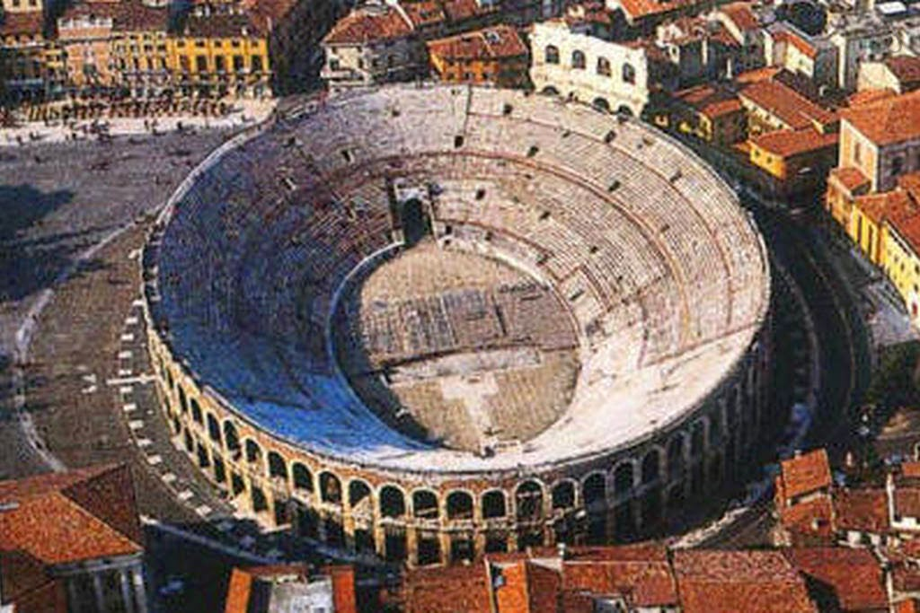 Verona's amphitheatre to be restored
