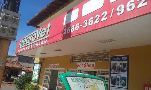 Alegrovete Pet Shop, Av. Alzira Santana, 3040 - Jd das Flores, Várzea Grande - MT, 78110-000, Brasil, Loja_de_animais, estado Mato Grosso