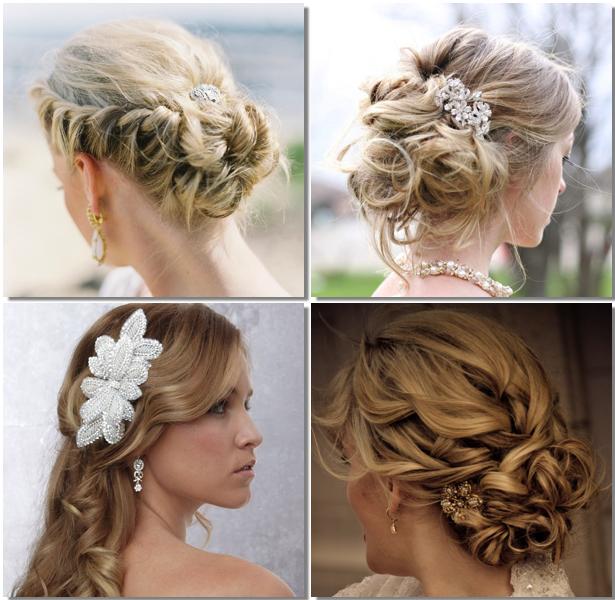 peinados de novia para pelo rizado recogidos con pelo rizado para tu boda bodaclick with peinados novia pelo rizado