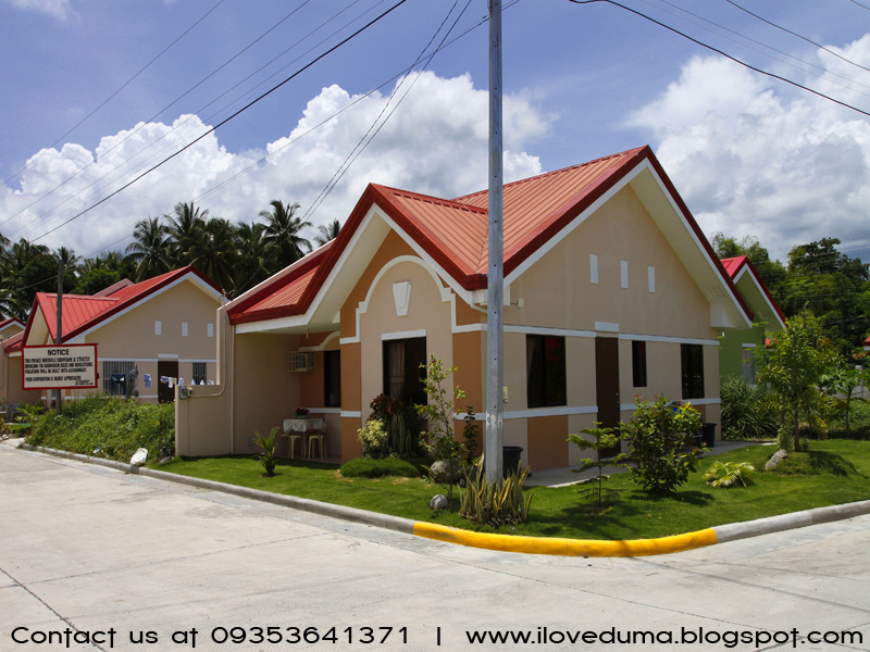 Dumaguete house and lot for sale : Del Carmen House 4