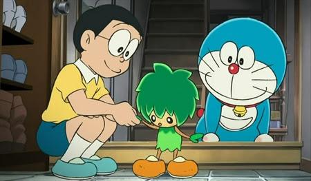 Đôrêmon: Nobita Và Truyền Thuyết Thần Rừng - Doraemon: Nobita And The Legend Green Land