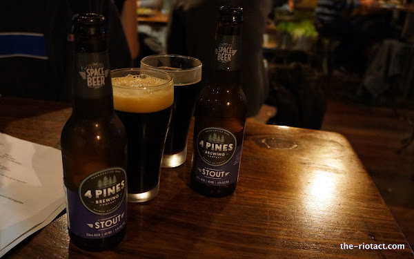 four pines stout