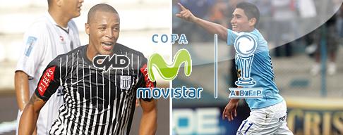 Alianza Lima vs. Sporting Cristal en VIVO - Copa Movistar 2012