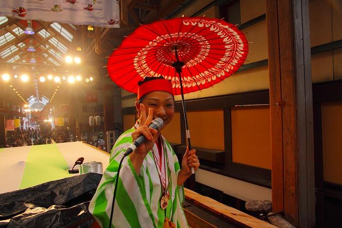 第59回よさこい祭り☆本祭2日目・はりまや橋競演場6☆上2目0011