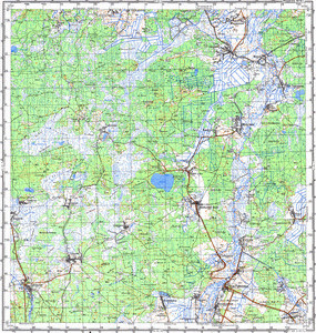 Map 100k--m35-016--(1979)