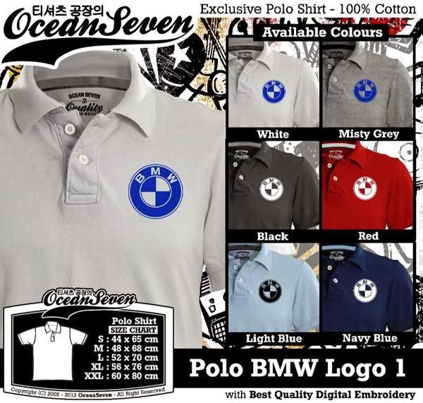 POLO BMW Logo distro ocean seven