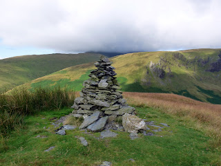 Cairn on Souther Fell