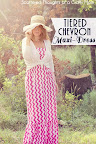Chevron Maxi Dress Tutorial