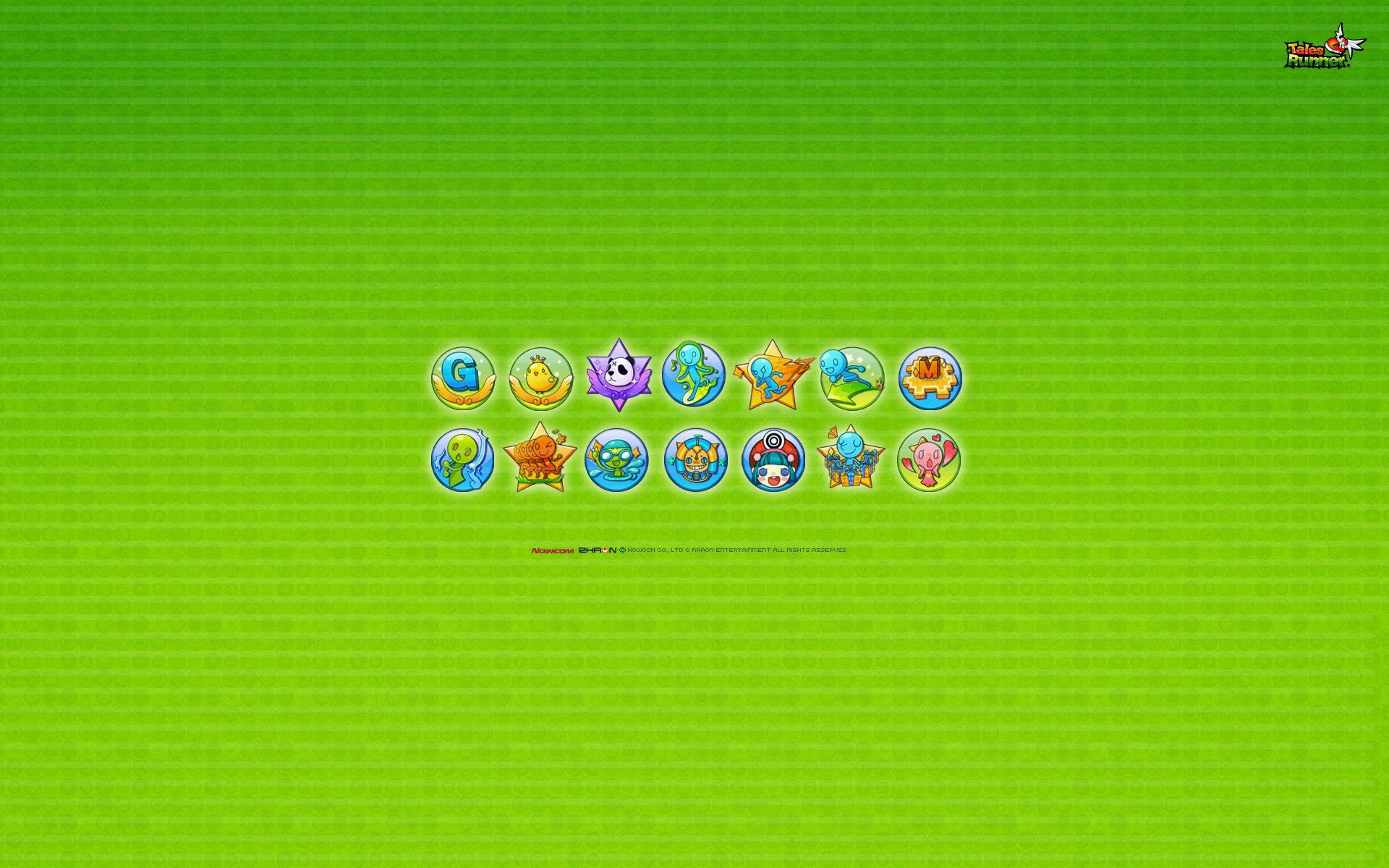 Ngắm hình nền dễ thương của GoGoRun Bắc Mỹ