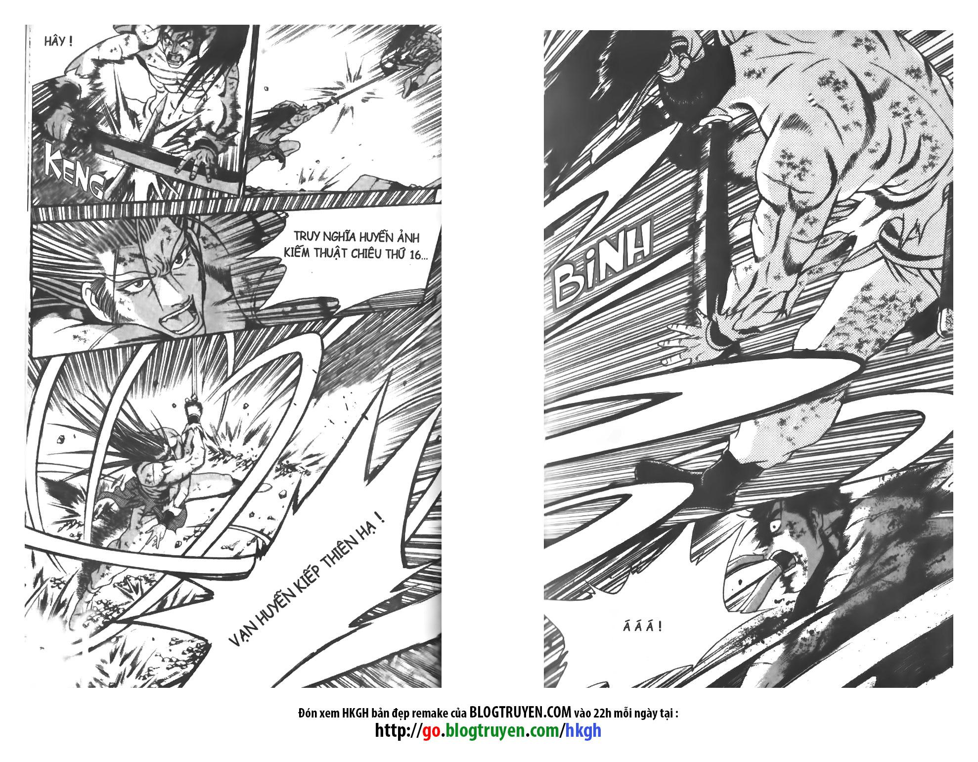 xem truyen moi - Hiệp Khách Giang Hồ Vol31 - Chap 214 - Remake