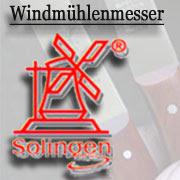 Robert Herder Windmühlenmesser Windmühlen Messer. Küchenmesser von Herder Solingen. Messer aus Solingen.
